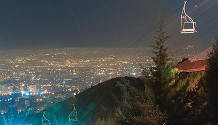 بام-تهران
