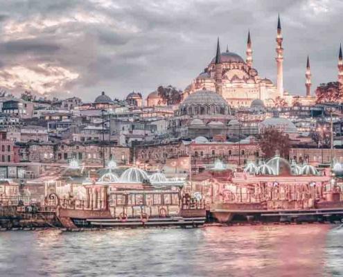 سفر-استانبول