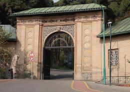 مجموعه فرهنگی تاریخی سعدآباد